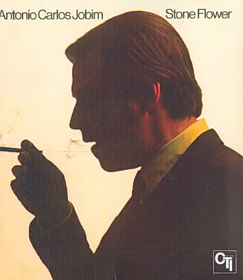 STONE FLOWER BY JOBIM,ANTONIO CARLO (CD)